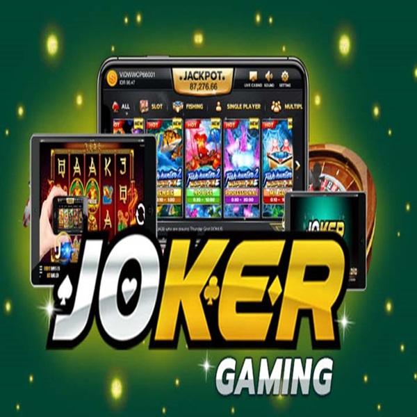 Joker สล็อตฟรีเครดิต คาสิโนออนไลน์ยอดฮิต ปีล่าสุด