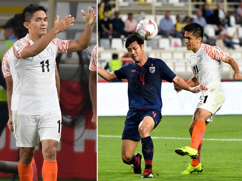 สุนิล เชตรี ชี้ทีมชาติไทยเล่นเหมือน บาร์เซโลน่า แต่อินเดียก็ยังชนะอยู่ดี