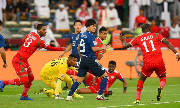 ญี่ปุ่น เฉือนหวิวโอมาน 1-0 ฉลุยเข้ารอบสองเอเชียนคัพ