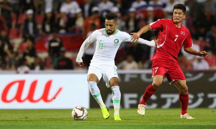 ซาอุฯ ฟอร์มโหด ถล่มแหลก เกาหลีเหนือ 4-0 ประเดิมชัยเอเชียนคัพ