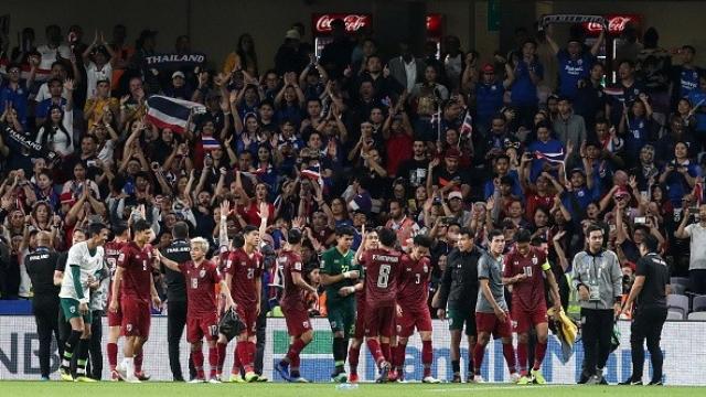 ทีมชาติไทยรับเละ15ล้าน หลังเข้าน็อคเอ๊าต์ครั้งแรกรอบ47ปีศึกเอเชียน คัพ:ta